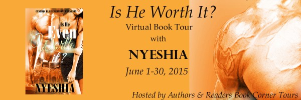 Nyeshia Book Tour Banner